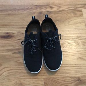 Toms laced sneakers-wore once